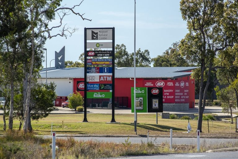 booral industrial hervey bay airport IGA Service Centre